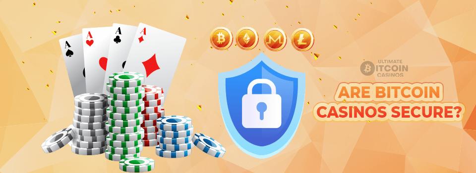 Security at Bitcoin Casino