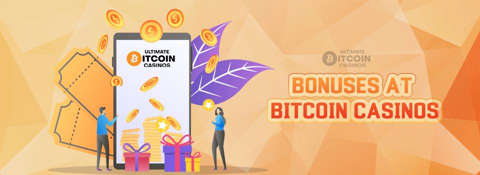 Bonuses Bitcoin casino